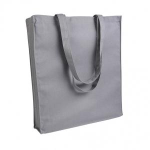 shopper cotone soffietto