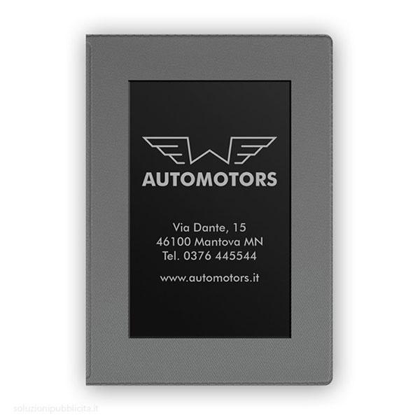 porta documenti auto 3 ante